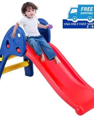 Step 2 Children Folding Plastic Slide