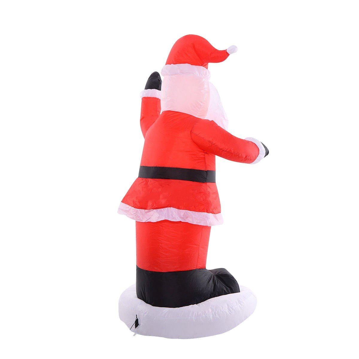6 ft Airblown Inflatable Christmas Xmas Santa Claus Decoration ...