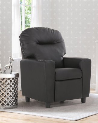 Children Recliner Sofa Arm Chair with Cup Holder