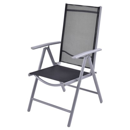 Set of 2 Patio Folding Chairs