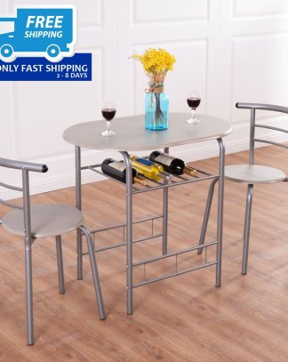 3 pcs Bistro Dining Set