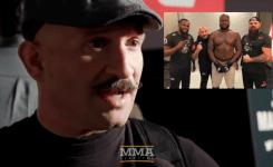 Compound Films Partners w/ UFC Trainer Bob Perez To Follow Fighters Like Derrick Lewis ForNetflix
