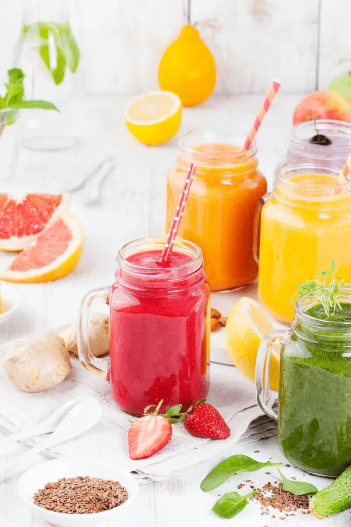 How to Enjoy 4 Juice Recipes to Support Weight Loss
