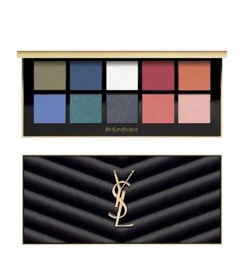Yves Saint Laurent Couture Colour Clutch Eyeshadow Palette Paris