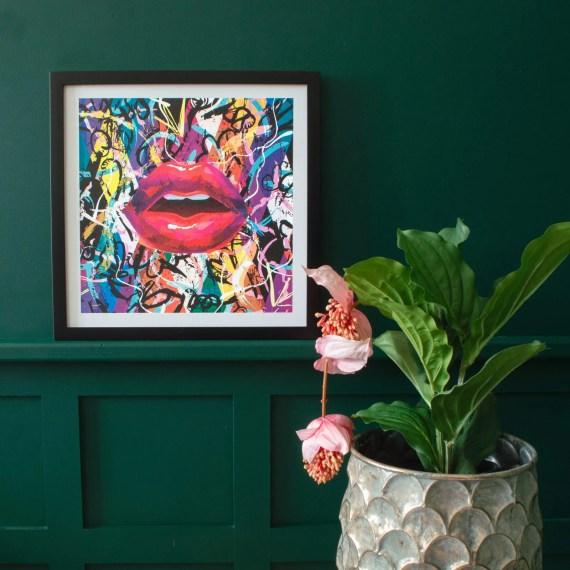Audenza Colourful Wall Art