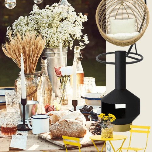 8 Stylish Decoration Ideas To Get Your Patio Ready For Summer
