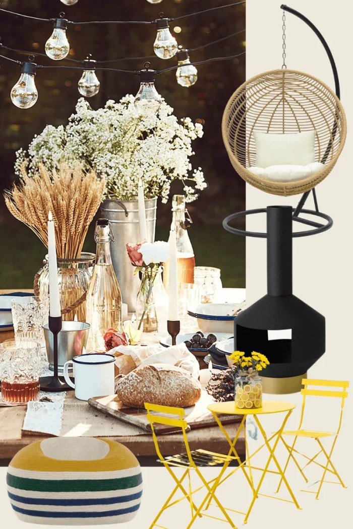 7 Stylish Garden Decoration Ideas To Get Your Patio Ready For Summer