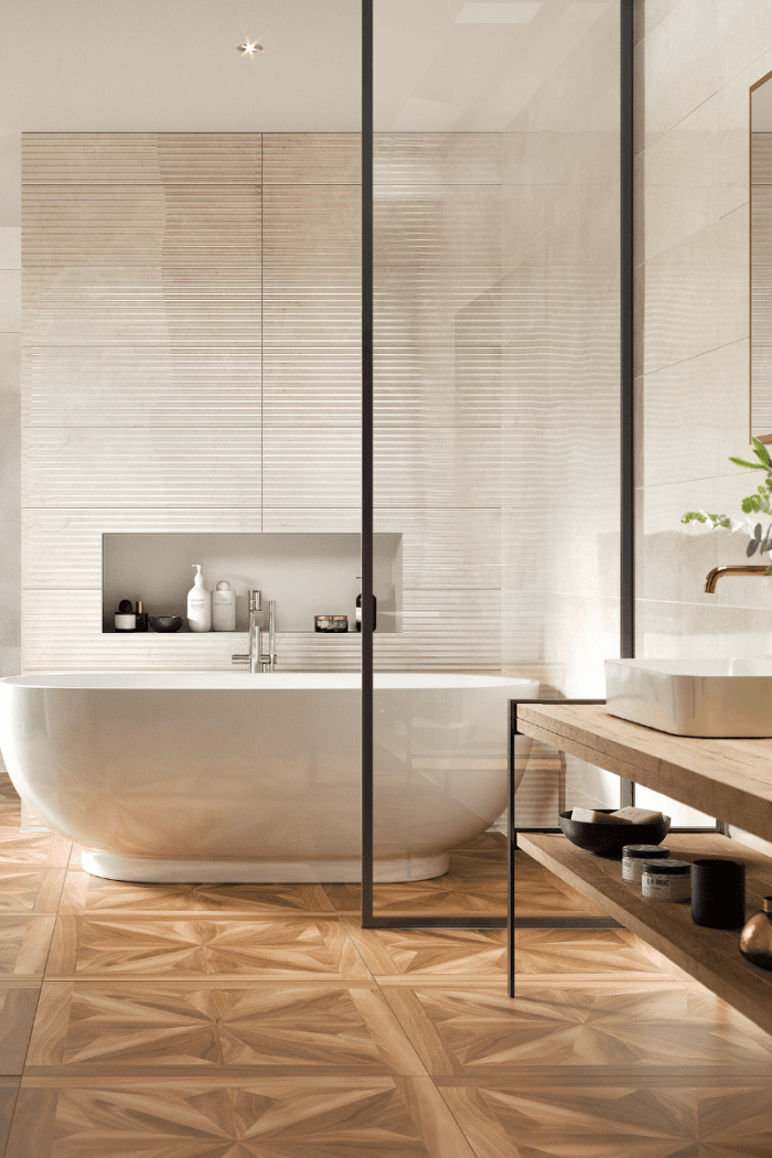 Bathroom Flooring: How To Choose The Right Option For Your Space