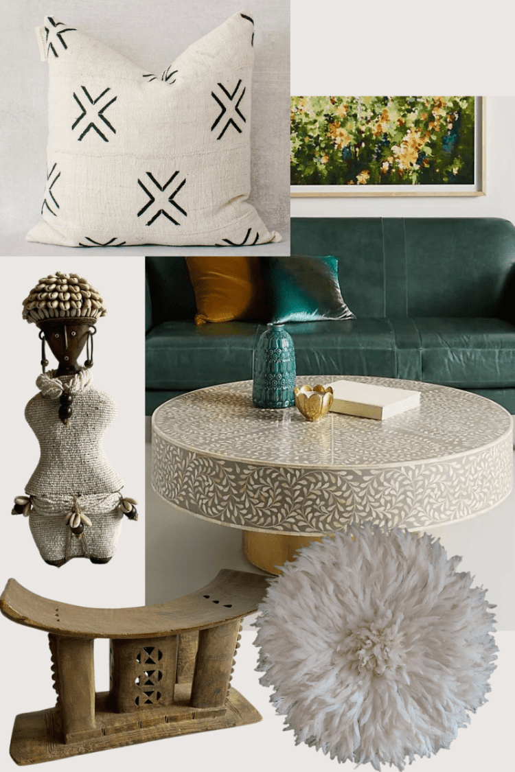 Add Bohemian Styling To Your Space With Handcrafted African Homewares