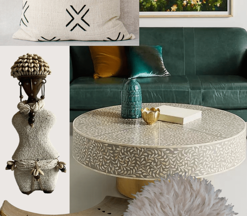 Add Boho Styling To Your Space With Handcrafted African Homewares