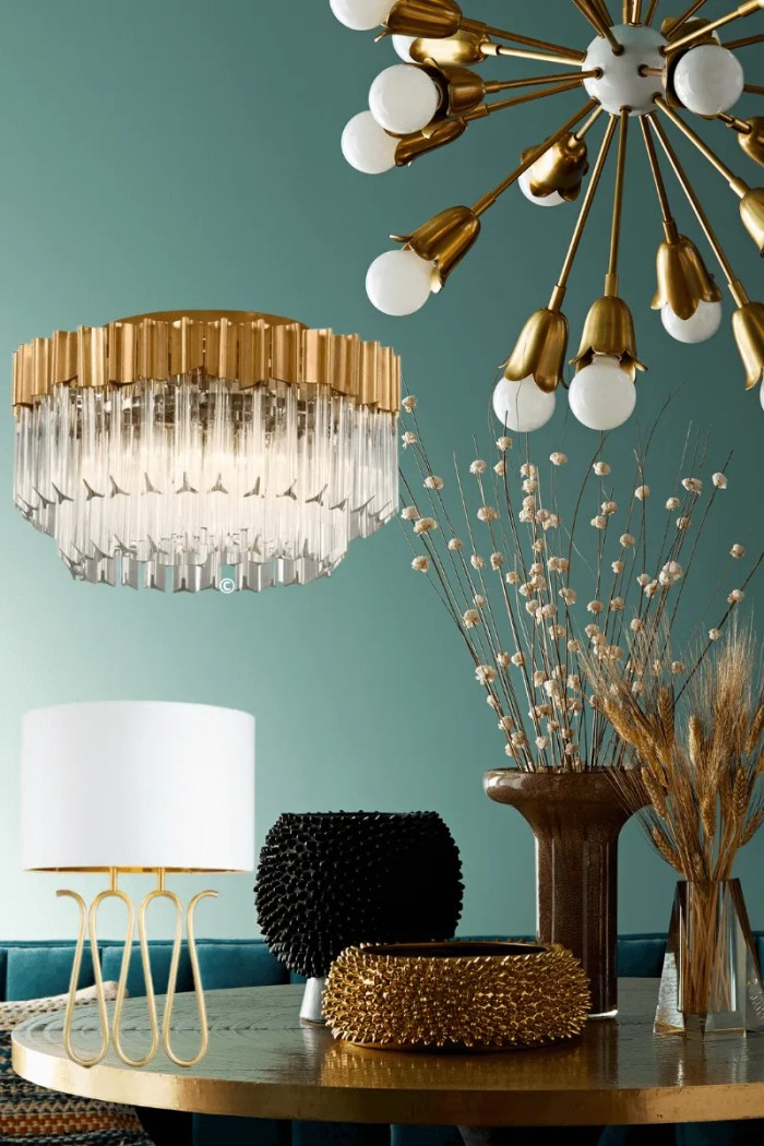 Monthly Edit: Let There Be Light! Choosing Lighting For Your Home