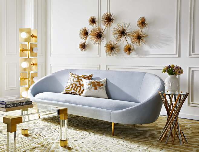 Use a Bold Accent Furniture as a Focal Point