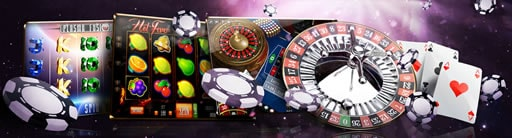 オンラインカジノはゲーム選択と運が大事