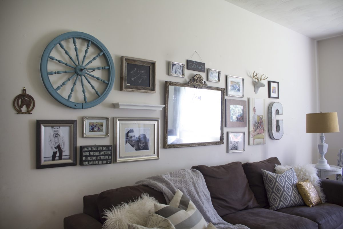 Gallery Wall - 1