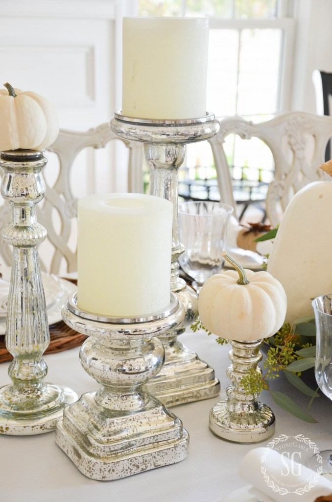 pumpkin-on-candle-pedestal-stonegableblog