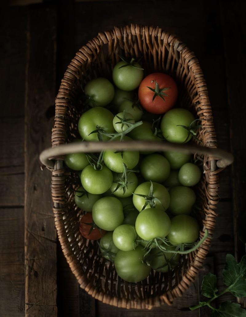 grønne tomater, grøn tomatmarmelade, tilbehør ost