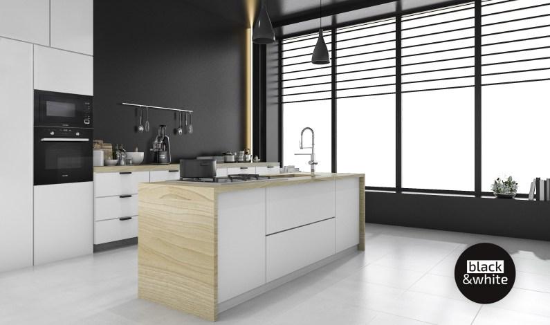 Nové designové linie značky Concept předkládají koncepční řešení kuchyně