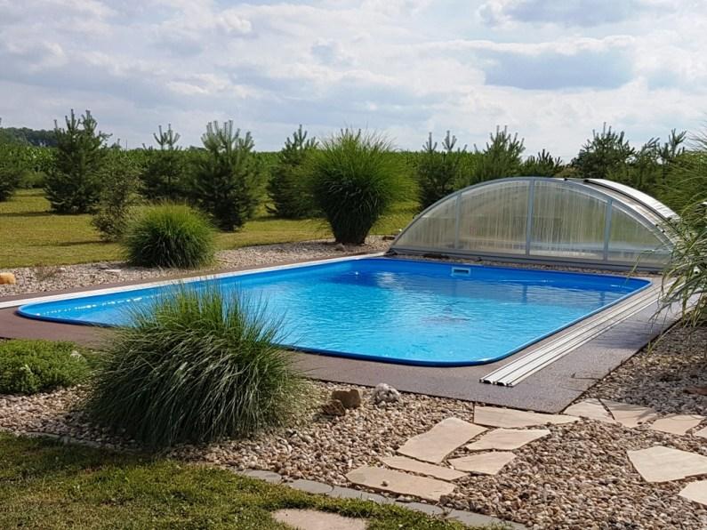 Ještě není pozdě na pořízení zahradního plastového bazénu
