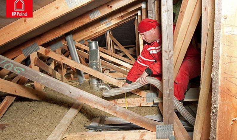 Jak si pro sebe zajistit příjemné klimatické podmínky v podkrovní části domu