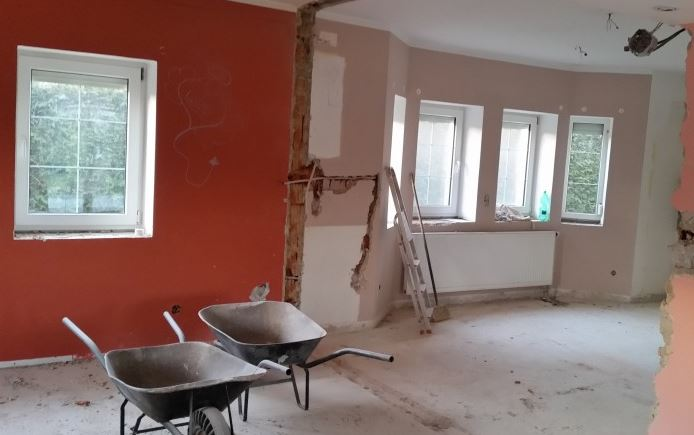 Rekonstrukce bytu nemusí být horor! Poradíme, jak na ni vyzrát!