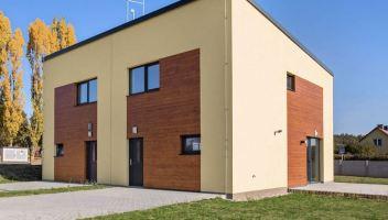 Nízkoenergetické domy ve skvělé lokalitě – to je projekt Domy Záchlumí