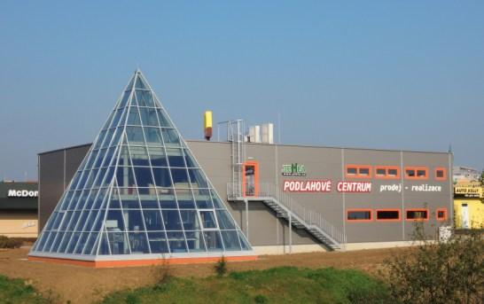 Centrum podlah Olomouc