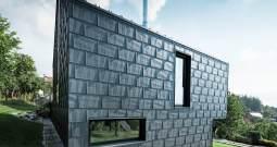 Fasádní systémy PREFA Aluminiumprodukte udávají styl v moderní architektuře