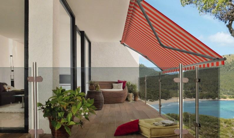 Zastřešení balkónu či terasy vám zajistí příjemný stín