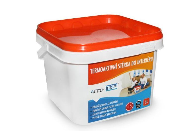 Jaké výhody přináší termoaktivní stěrka AERO-THERM®?