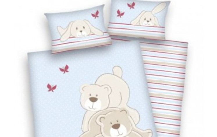 Dětské povlečení – spaní jako v bavlnce