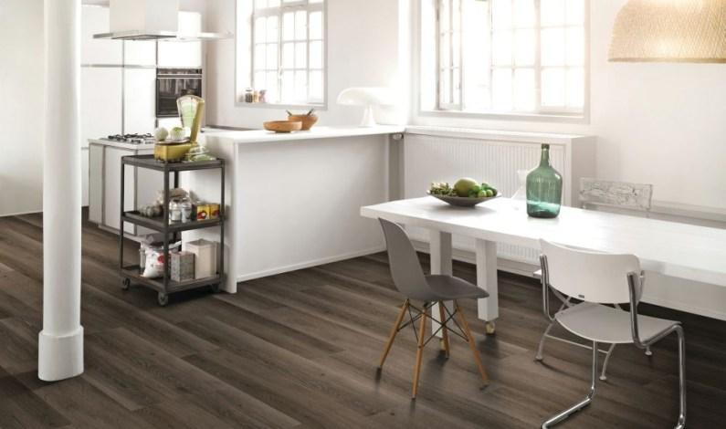 Nejlepší povrch do kuchyně či koupelny? Vinylové podlahy Parador!
