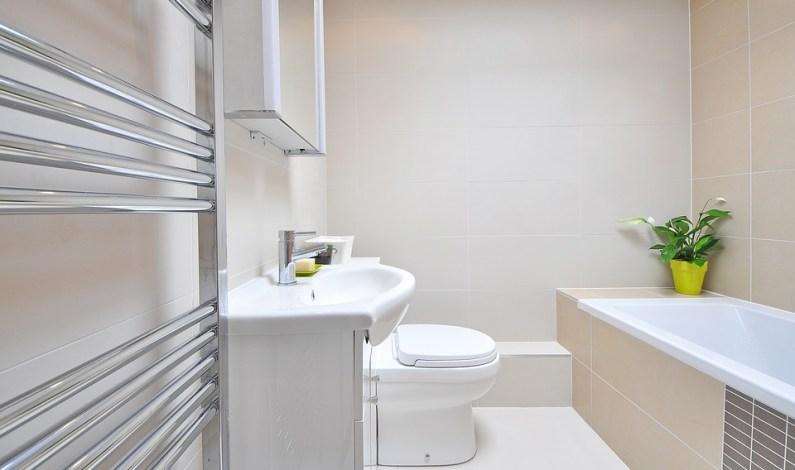 Koupelna funkční a přitom stylová