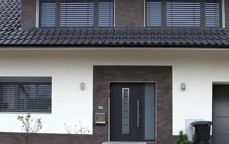 Venkovní žaluzie zamezí přehřátí interiéru