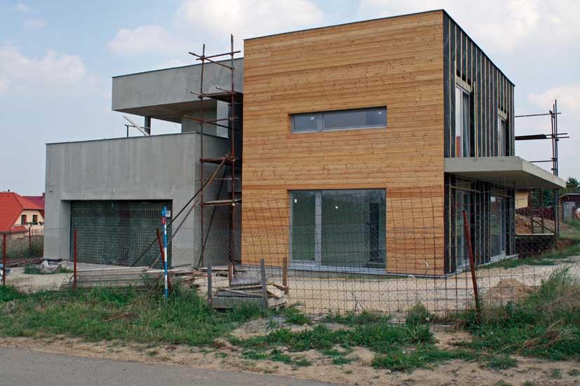 Tipy a rady pro větrané fasády