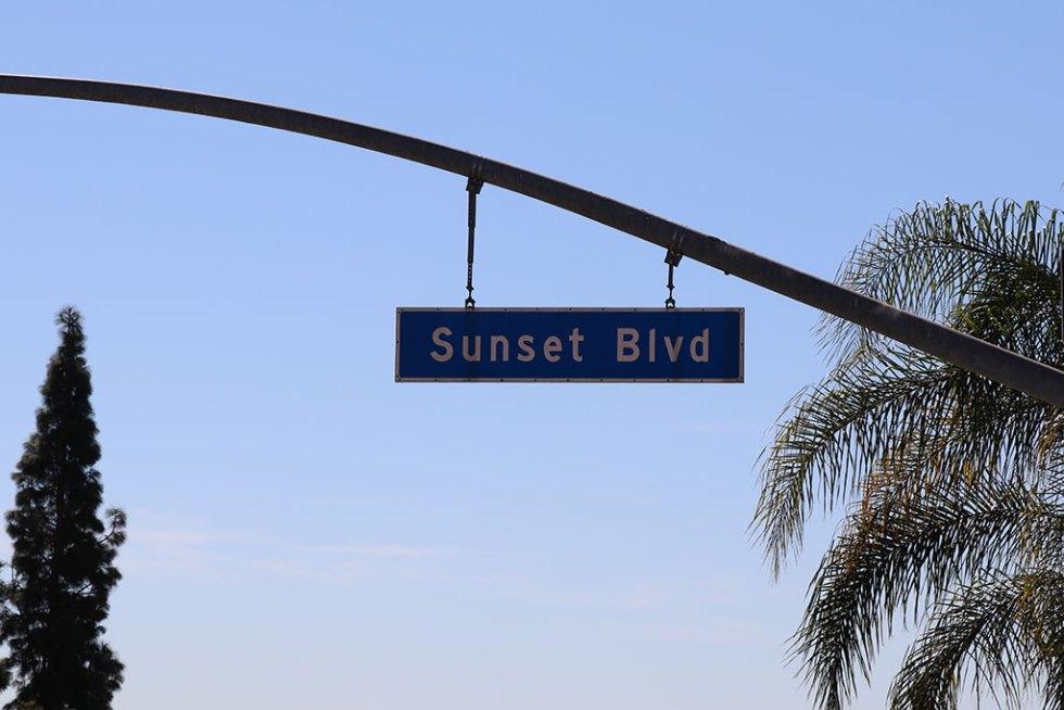 Rejse Los Angeles Hollywood