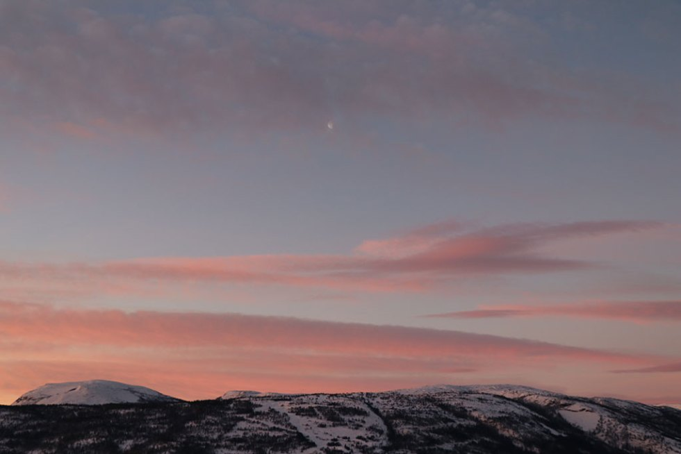 Solopgang i Norge