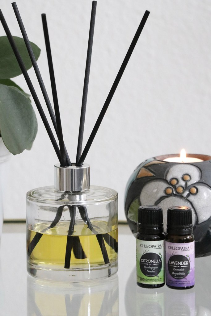DIY duft diffuser til duftpinde