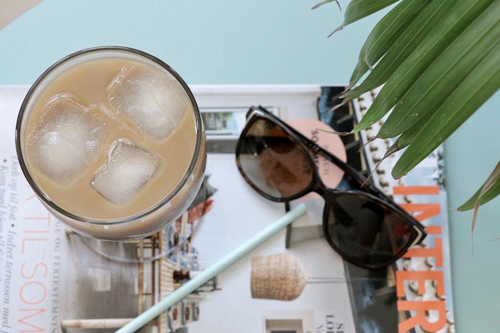 Simpel opskrift på iskaffe