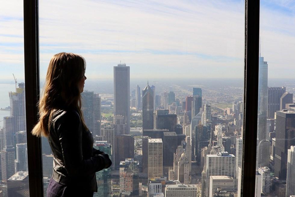 Bryllupsrejse: Chicago, San Fransisco og alt det midt imellem