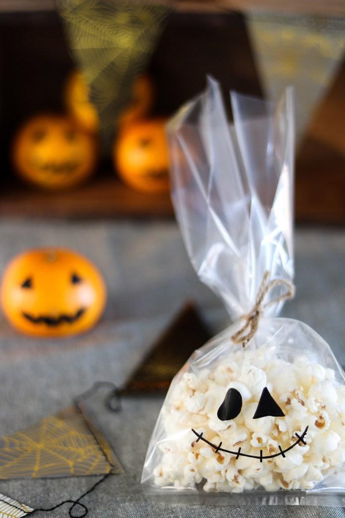 Hjemmelavet slik til Halloween - to nemme diy til trick or treat
