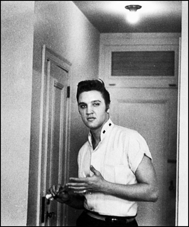 Image result for elvis presley february 21, 1956