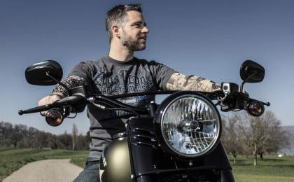 Mit der Harley nach Spanien 1 - Der Unfall - Titel