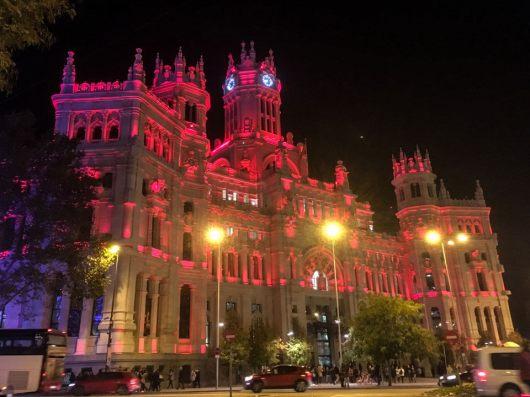 Wochenende in Madrid - Correos