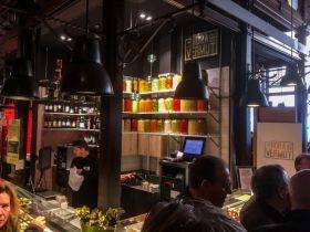 Wochenende in Madrid - Mercado Tapas