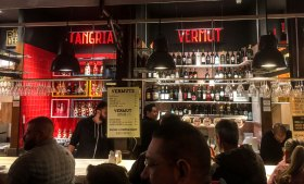 Wochenende in Madrid - Mercado Vermut