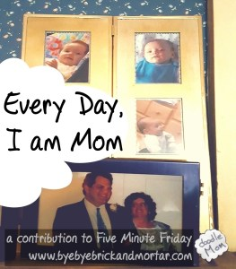 Every Day, I am Mom