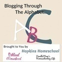 Grab button for Blogging Through The Alphabet