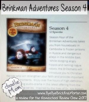 Brinkman Adventures Season 4