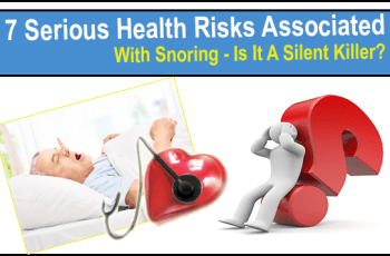 What Are The Health Risks Of Snoring?
