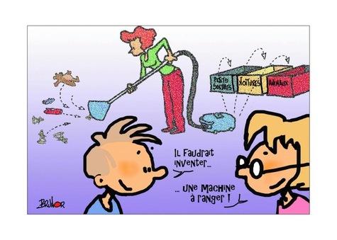 Propre à chaque famille, comment ranger sa maison efficacement?